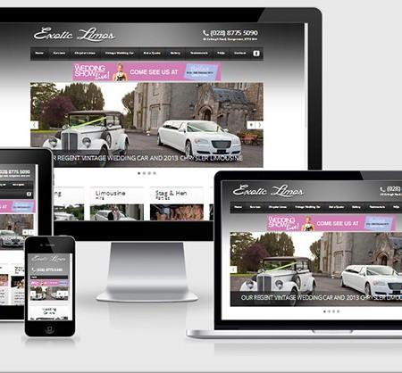 Portfolio concept ni web design northern ireland