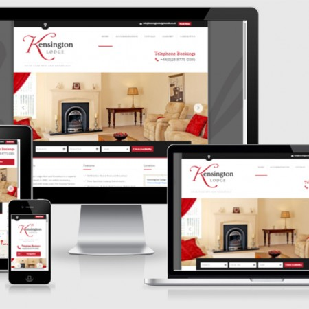 Kensington Lodge Responsive
