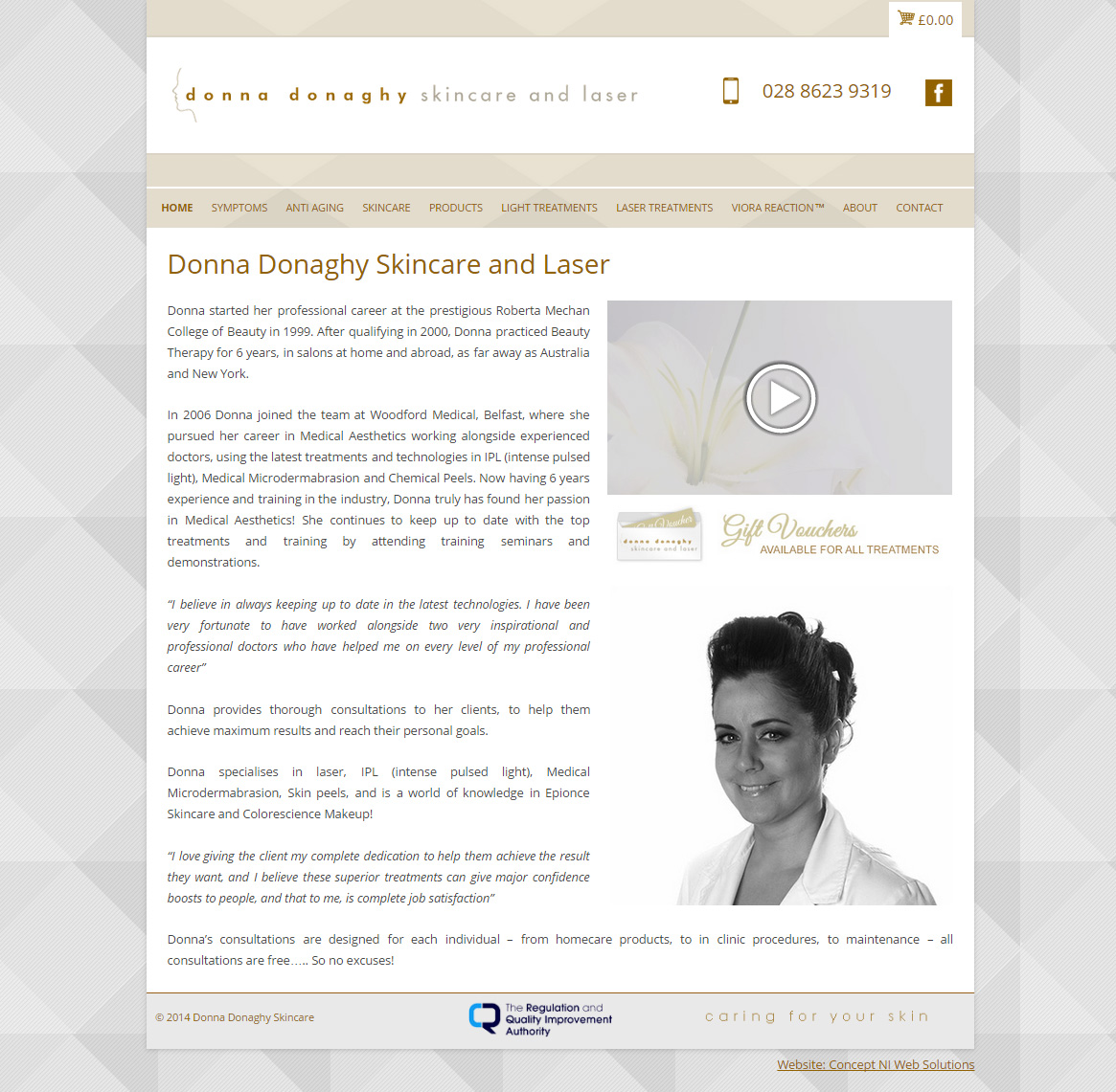 Donna Donaghy Skincare