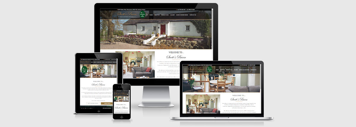 Scotts Barn Responsive