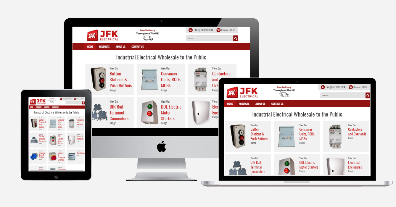 JFK Electrical NI Ltd